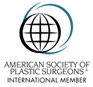 International Member of American Society of Plastic Surgeons